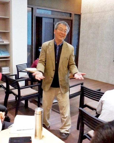 陳孟凱-城市的部落生活