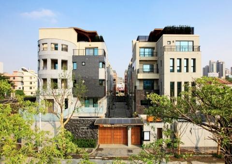 原生本質的家-開務大觀|建築師雜誌 No. 409